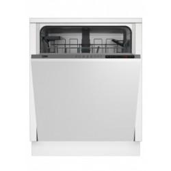 BEKO DIN25410 Beépíthető mosogatógép