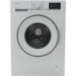 SHARP ES-GFB7143W3-DE Elöltöltős mosógép