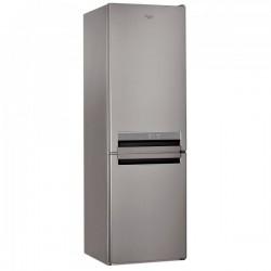 WHIRLPOOL BSNF 8422 OX Kombinált hűtőszekrény