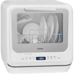 BOMANN TSG 7402 Kompakt mosogatógép