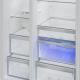 BEKO GN162330X Side by Side hűtőszekrény