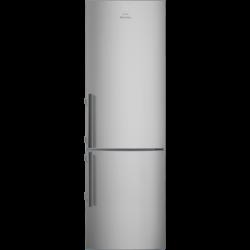 ELECTROLUX EN3601MOX kombinált hűtő A++ 266/111 literes