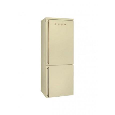 SMEG FA8003PO retro kombinált Colonial hűtőszekrény