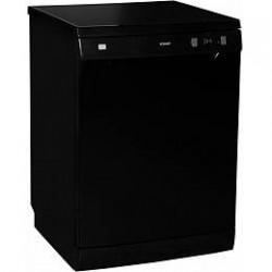 BOMANN GSP 864 SCH Fekete mosogatógép