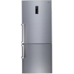 LG GBB548NSQFE 70 cm széles kombi hűtő