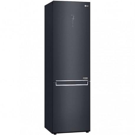 LG GBB92MCAXP Fekete kombi hűtő