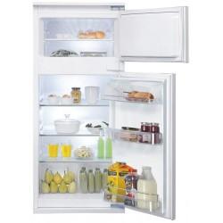 PRIVILEG PRT 380 A++ Beépíthető felülfagyasztós hűtő