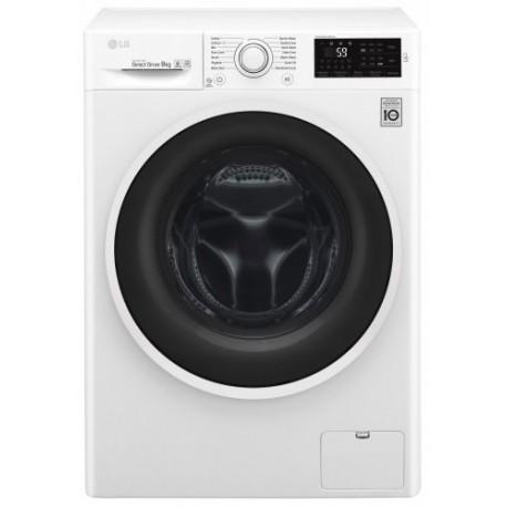 LG F4J6VN0W Elöltöltős mosógép