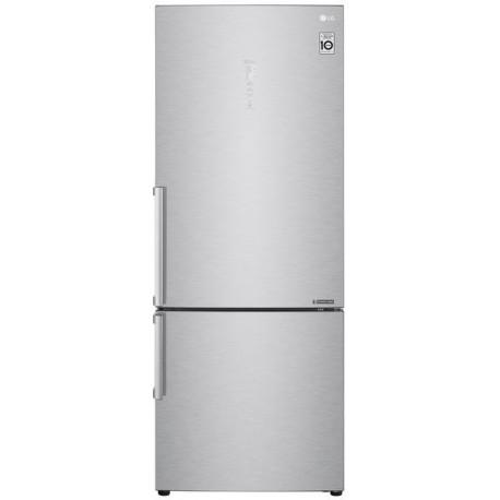 LG GBB569NSAFB Kombinált hűtő