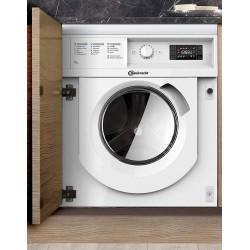 BAUKNECHT BI WMBG 71484E DE Elöltöltős beépíthető mosógép
