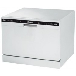 CANDY CDCP 6/E-S Asztali mosogatógép, 6 teríték