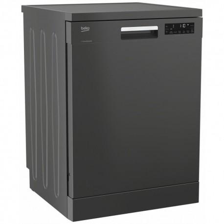 BEKO DFN28420X Szabadonálló mosogatógép, 14 teríték, A++ energiaosztály, 6 program