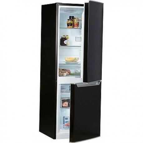 HANSEATIC HKGK14349A3W Kombinált hűtő, 122/43 liter kapacitás, A+++ Energiaosztály