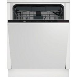 BEKO DIN 16435 Beépíthető mosogatógép