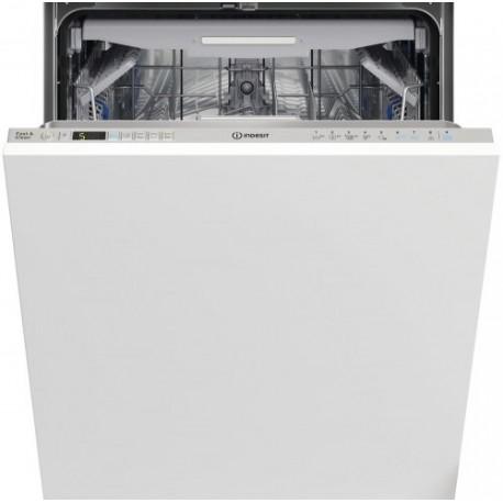INDESIT DIO 3T131 A FE X Beépíthető mosogatógép