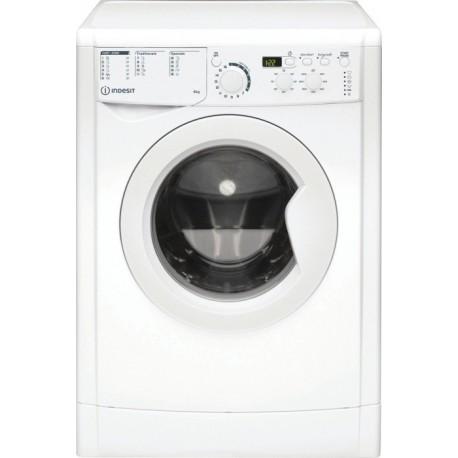 INDESIT EWD 61051E W EU N elöltöltős mosógép