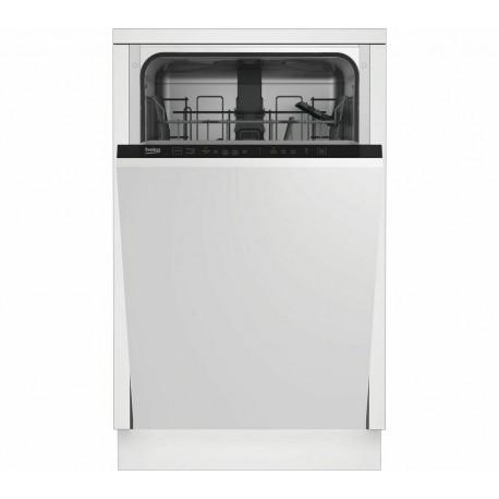BEKO DIS15020 keskeny beépíthető mosogatógép