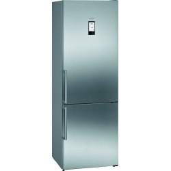 SIEMENS KG49NAIDP 70 cm széles kombi hűtő