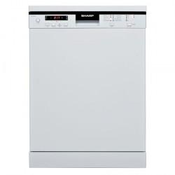SHARP QWT24F463W-EU mosogatógép, 12 terítékes, A+++ energiaosztály