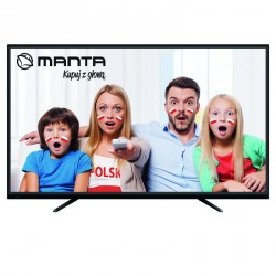 "MANTA LED5501U 4K LED TV, képernyőméret 55""/140 cm"