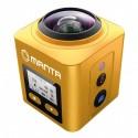 MANTA MM9360 Active 360 fokos Wi-fi akció kamera