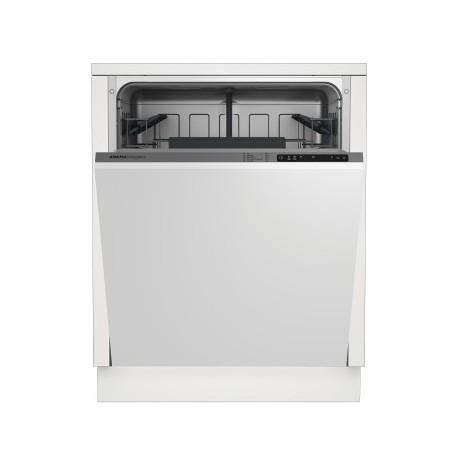 ELEKTRA BREGENZ GIV53250S beépíthető mosogatógép, 12 teríték, 5 program, A+