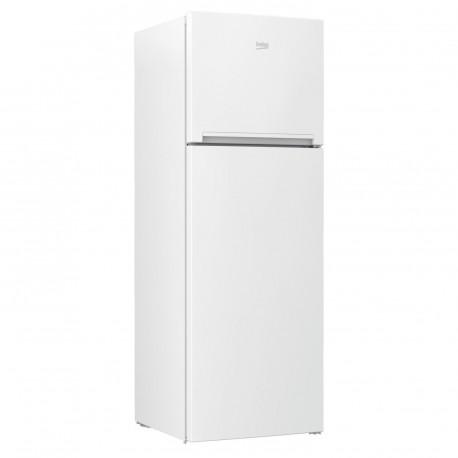BEKO RDSE465K30W Kombinált hűtő, 322/115 liter kapacitás, A++ Energiaosztály