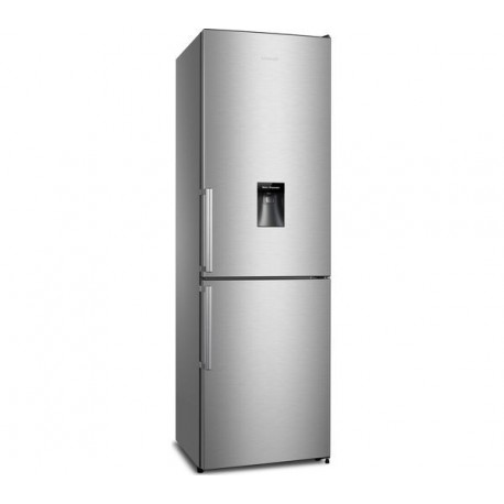 KENWOOD KNFD60X17 Kombinált hűtő, A+ energiaosztály, No frost