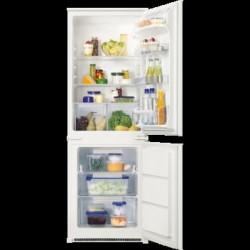 JUNO JCU15820S5 beépíthető kombinált hűtő, A++ energiaosztály, LowFrost