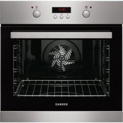 ZANKER KOB55602XK beépíthető sütő, Sütő mérete: 74 liter, Grill funkció