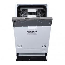 KENWOOD KID45S17 keskeny beépíthető mosogatógép