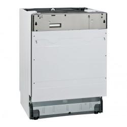 KENWOOD KID60S17, beépíthető mosogatógép, 12 teríték, A++ energiaosztály, 8 program