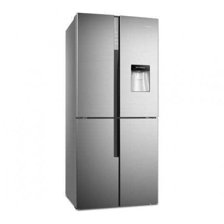 KENWOOD KSBS4DX17 Side by side hűtő, 289/142 liter, Total Frost free