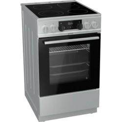 GORENJE EC5351XA villanytűzhely, Integrált tisztítási rendszer: Aqua Clean, 70 liter sütőtér