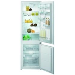 GORENJE RCI4181AWV Beépíthető kombinált hűtő, 203/64 liter, A+ energiaosztály