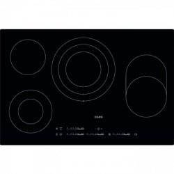 AEG HK854080IB beépíthető kerámia főzőlap, 4 főzőzóna, érintőgombos vezérlés, digitális kijelző