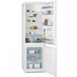 AEG SCS51800S1Beépíthető kombinált hűtő, 202/75 liter, A+ Energiaosztály