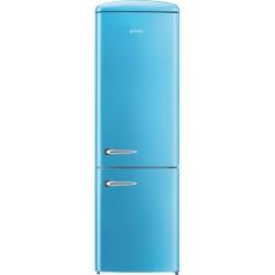 GORENJE ONRK193BL kombinált hűtő, 222/85 liter kapacitás