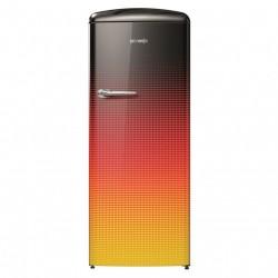 GORENJE ORB153DE hűtőszekrény belső fagyasztóval, 229/25 liter, A+++ energiaosztály