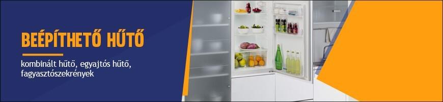 Beépíthető hűtőszekrény