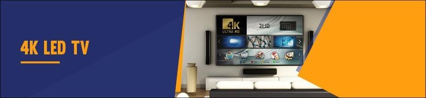 4K LED Tv