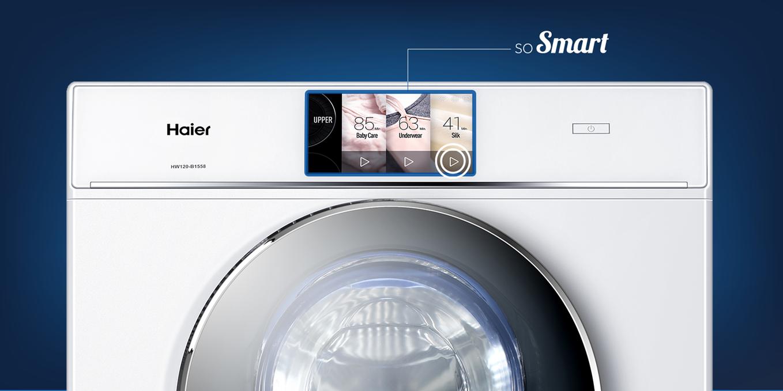 Smart elöltöltős mosógép